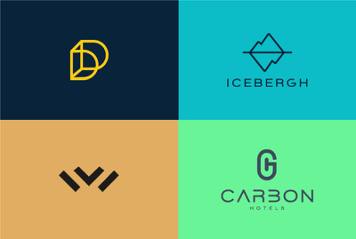 Do professional logo design + Unlimited Revisions + Source Files