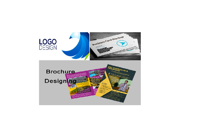 Get To Logo, Business Card and Voucher Design