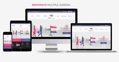 Create Unique Responsive Landing Page Design