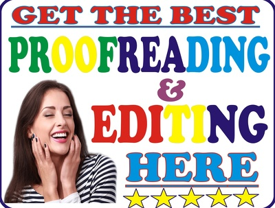 Proofread up to 1000 words for GRAMMAR, syntax, spelling etc
