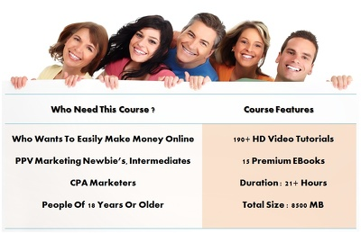 Provide CPA Marketing Mastery - Video Courses and eBooks