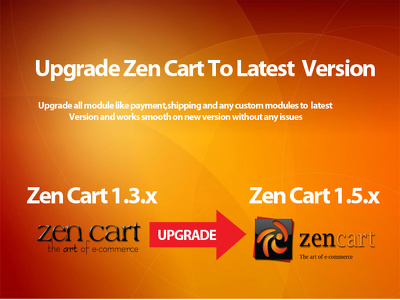 Upgrade From Zen Cart 1.3.9 to Latest Zen Cart 1.5.5e