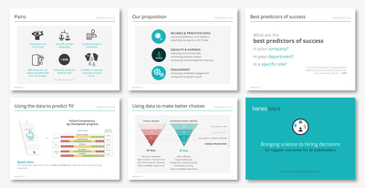 Design 15 editable slides powerpoint presentation with revisions