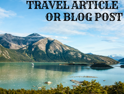 write an original and immersive travel article or blog post