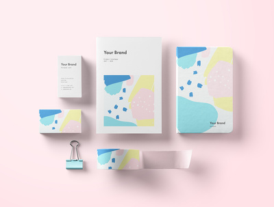 Design unique brand identity & stationary
