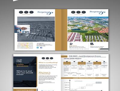 Design professional Brochure catalogue leaflet booklet