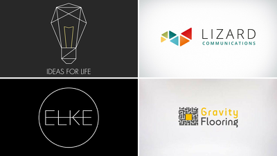 Design 3 any type of modern logo versions in 24 hours