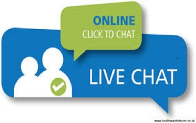 Provide online customer chat support for 10$ per hour