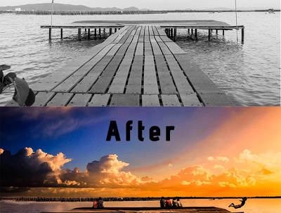 Professionally Edit /  Retouch 1 image