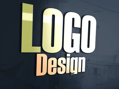Professional Logo Design - Unlimited Revision - All Source Files