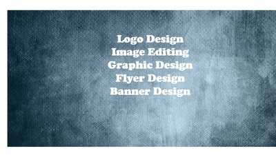 Do all type of Graphic Design & Art Design work for 2 hours.