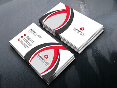 Design amazing  2 side Corporate business card in 12 hrs