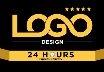 Professional unique logo design - Free source files + favicon