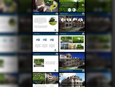 Presentation design( 10 Slides)