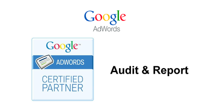 Audit Your Google AdWords & Provide A Detailed Report