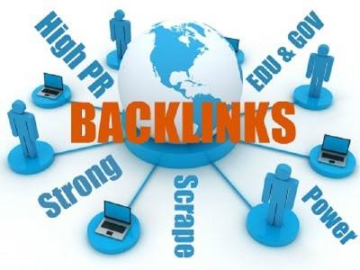Build 100 Uk High Pr, Domain Authority  Backinks