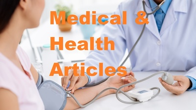 write 500 word Health And Medical Article