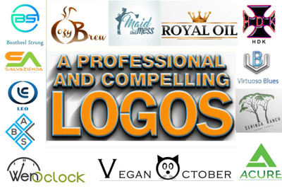 Design a Professional Logo + Favicon with Unlimited Revisions