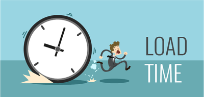 Reduce the loading time of your website/landing page