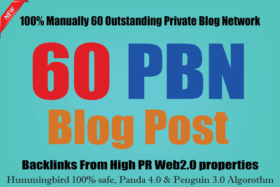 Ranking Solutions - 20 PBN Posts DA26+ TF26+ Boost SEO Rank