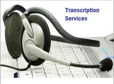 Transcribe audio/video into word document or PDF