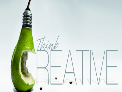 Create creative promotional material