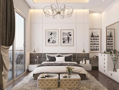 Produce photorealistic 3d Interiors