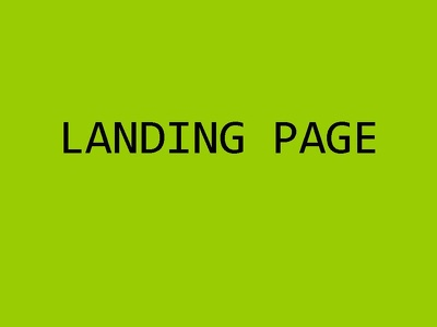 Write your Entire Landing Page (up to 650 Words)