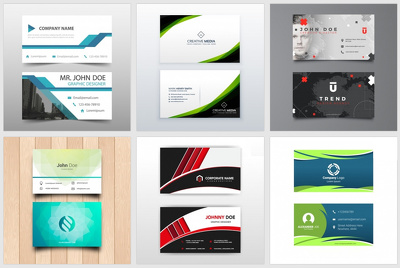 Design professional, double sided business card + unlimited rev