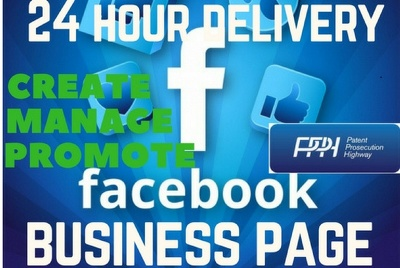 Create your facebook  business page
