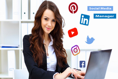 Write 30 social media post and setup scheduled post