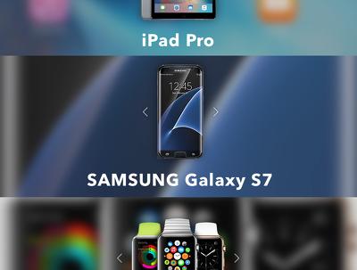 Make custom iOS professional fully designed app.