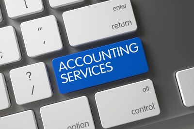 Do bookkeeping for companies for an hour