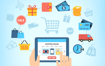 Develop your E-Commerce Portal