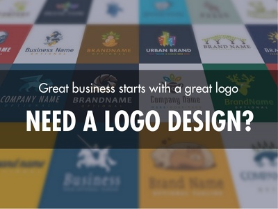 Design a custom / bespoke logo for your brand