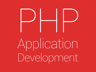Build you a PHP/MySQL application with a front-end interface