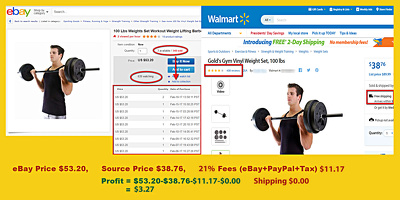 Research 10 Ebay Dropshipping Products, Low Competition
