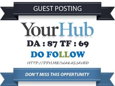 Publish Guest post on YourHub DenverPost DA 87 Dofollow Link