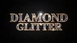 Create DIAMOND GLITTER TITLES
