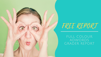 Do a FREE performance grader report for Adwords or Facebook
