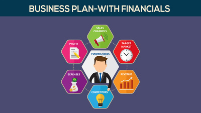 Write You an Effective Business Plan-3Yr Financials