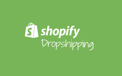 Install, customize and manage your Shopify drop shipping store