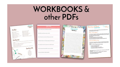 Design your PDFs