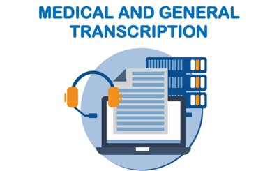 Provide Medical And General Transcription Services