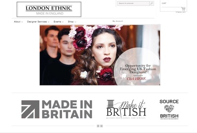 E-commerce fashion Website set up