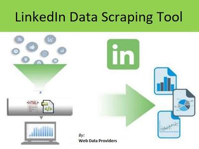 Provide LinkedIn Data Scraping Tool