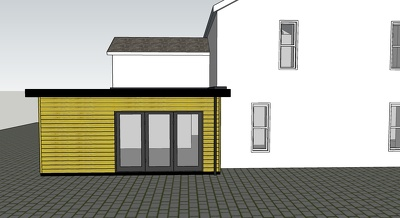 Create Sketchup Model & 3D Images