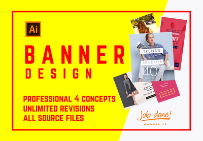 Design a website slider/banner image