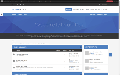 Setup A Full Featured Money Making Forum Right Away