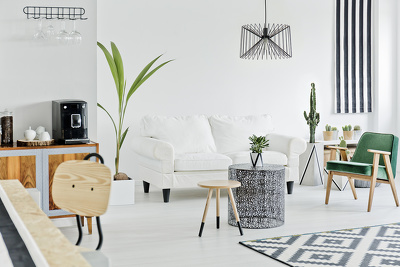 Produce an interior design scheme for any room